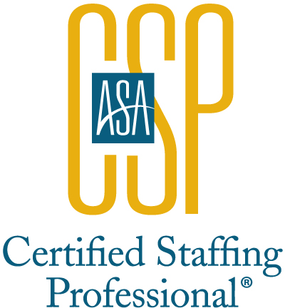 Certified Staffing Professional Award