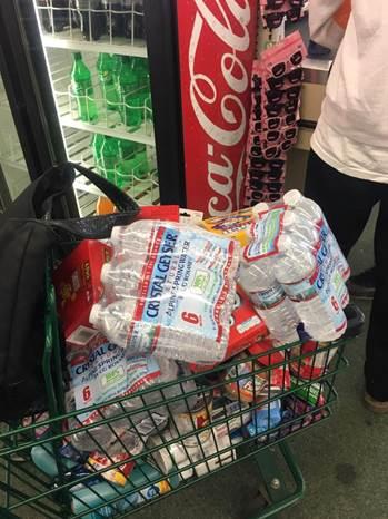 wsi hurricane donations
