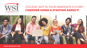 WSI Staffing for Students