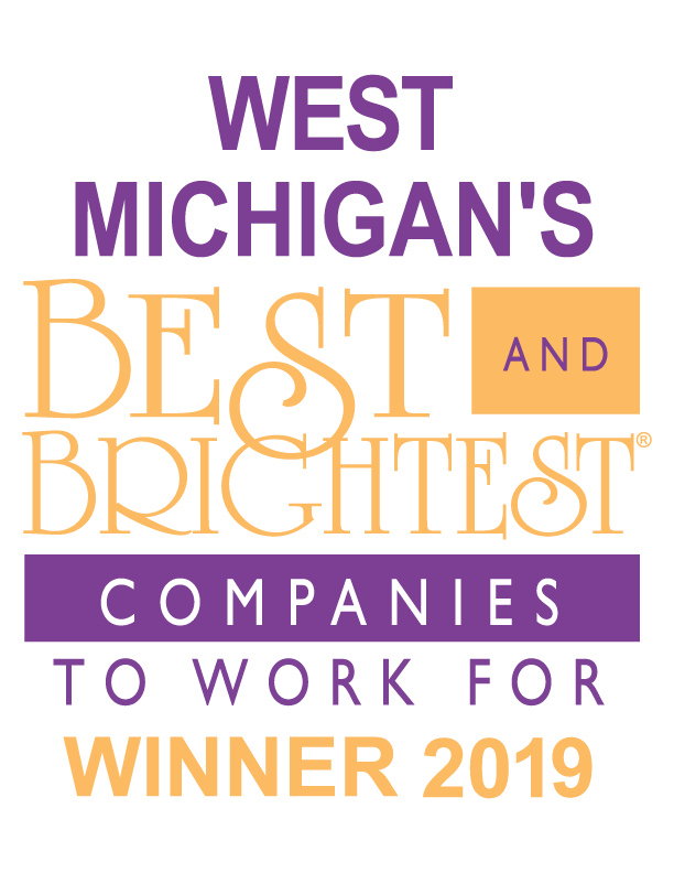 Best and Brightest Company to Work For Winner 2019