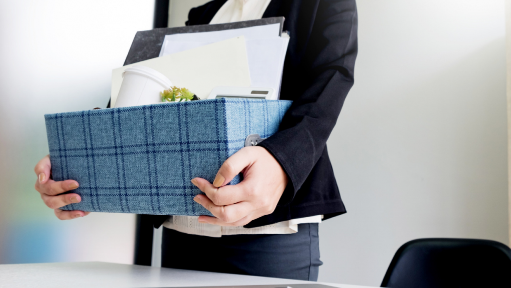 WSI Blog - THE IMPORTANCE OF GIVING NOTICE BEFORE QUITTING