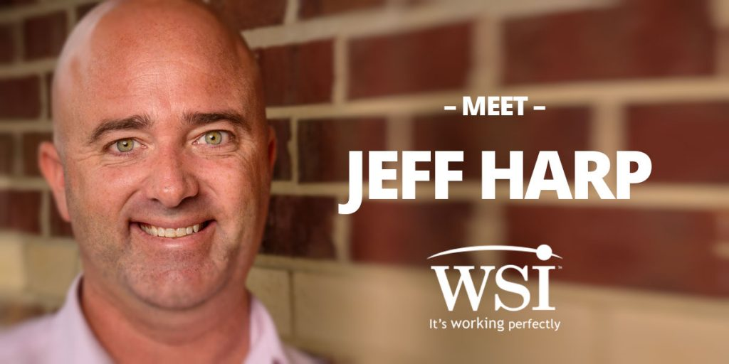 WSI Staffing Blog - Meet Jeff Harp