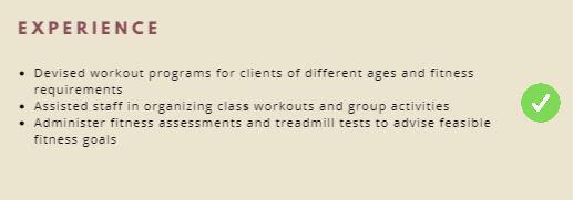 WSI Blog - 7 easy fixes for resume
